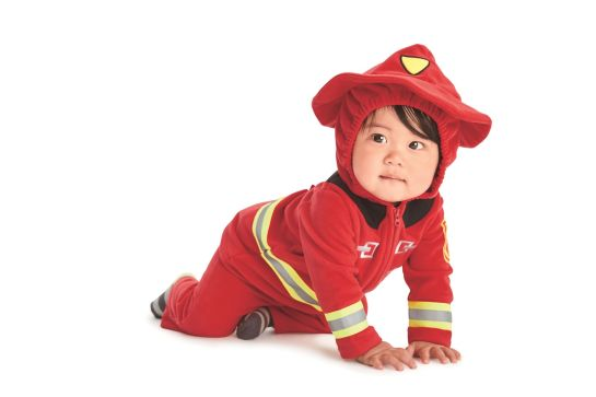 Halloween 2017: Your Costume Guide fireman